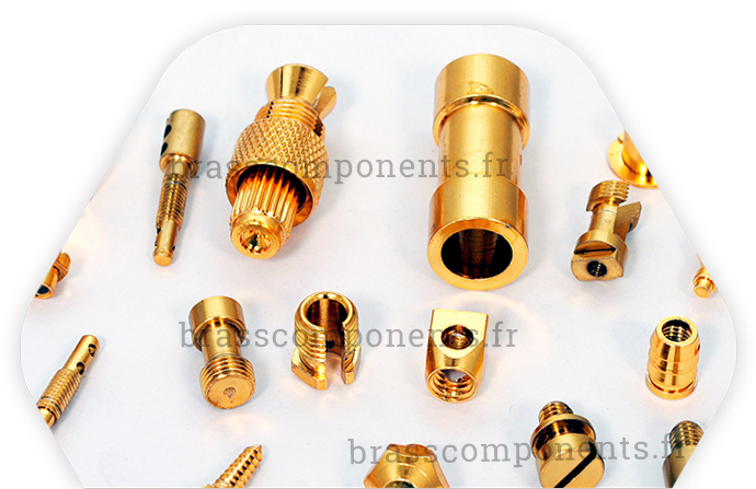 Brass Components Services